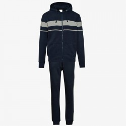 Mens Tracksuit Hoodie Set Two Pieces Autumn Sporting