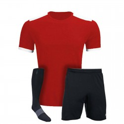 Custom Soccer Uniforms Customized Team Jersey with Short Red