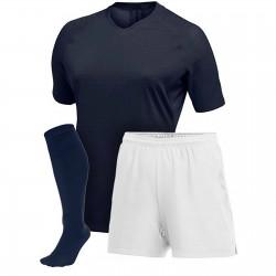 Custom Soccer Uniform Jersey, Shorts, Socks With Names Numbers Logos
