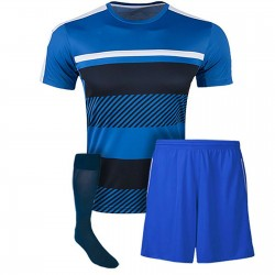 Custom Soccer Uniforms Customized Team Jersey with Short sublimated