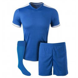 Custom Made Soccer Uniform Set Wholesale Adult Youth Team Size Sublimated