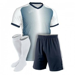 Custom Soccer Jersey Team Uniform DIY  Jersey+Shorts Men Youth
