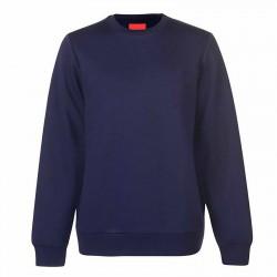 Fleece Crew Sweater