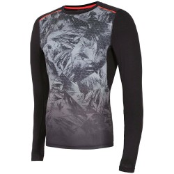 MEN'S ACTIVE LONGSLEEVE MULTICOLOR