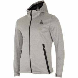 MEN'S SOFSHELL JACKET GRAY