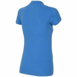 WOMEN'S POLO SHIRT COBALT BLUE